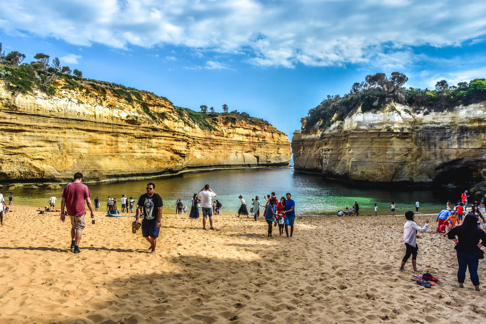 Heytesbury House Region Great Ocean Road Loch Ard Gorge