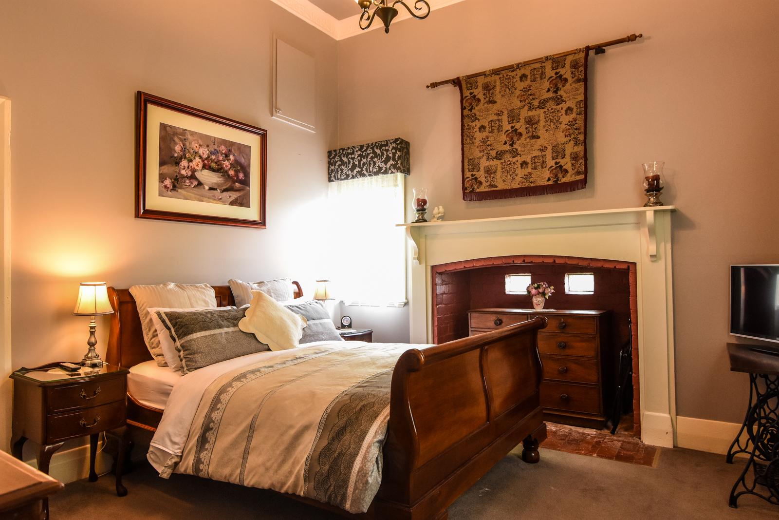 Heytesbury House Austen Suite
