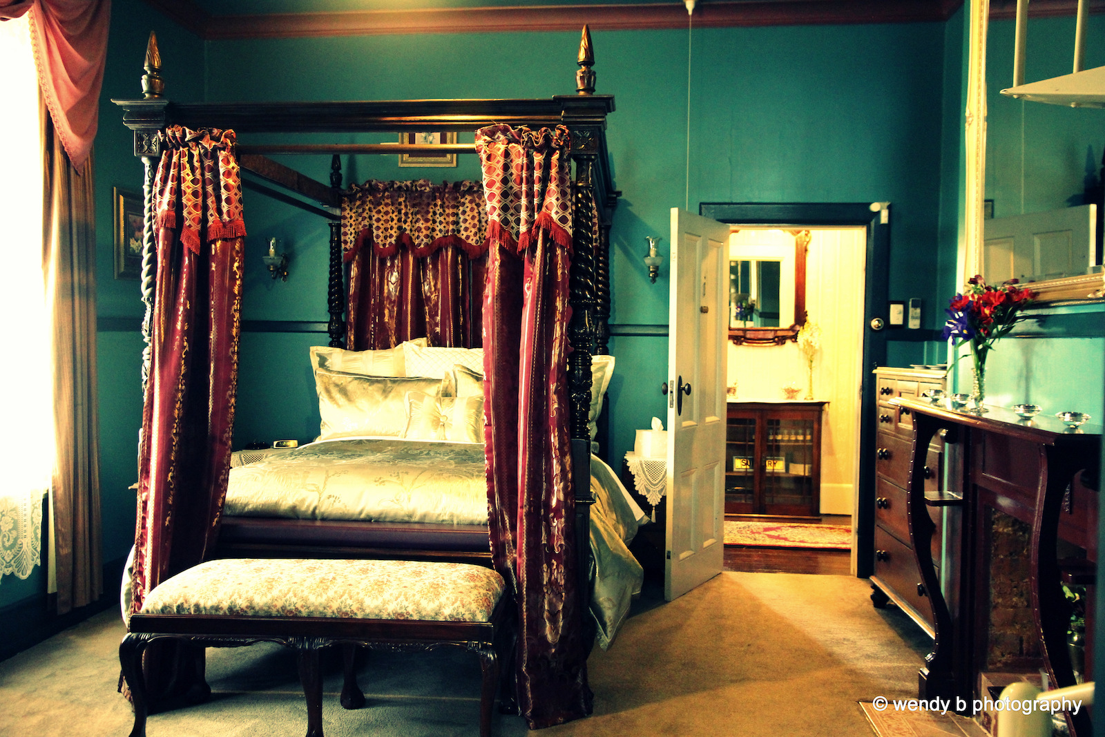 Heytesbury House Shakespeare Suite
