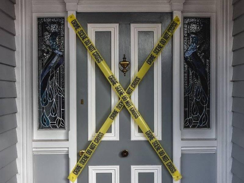 Heytesbury House Murder Mystery
