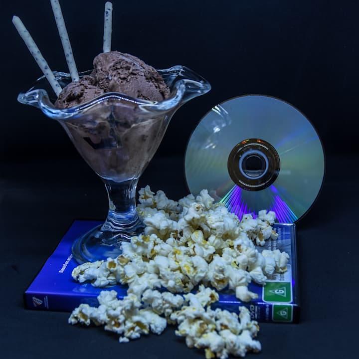 movies popcorn ice cream heytesbury house cobden